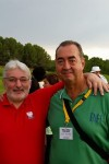 Antonio Domingo y Luis Fernández en #MallorcaFeelings