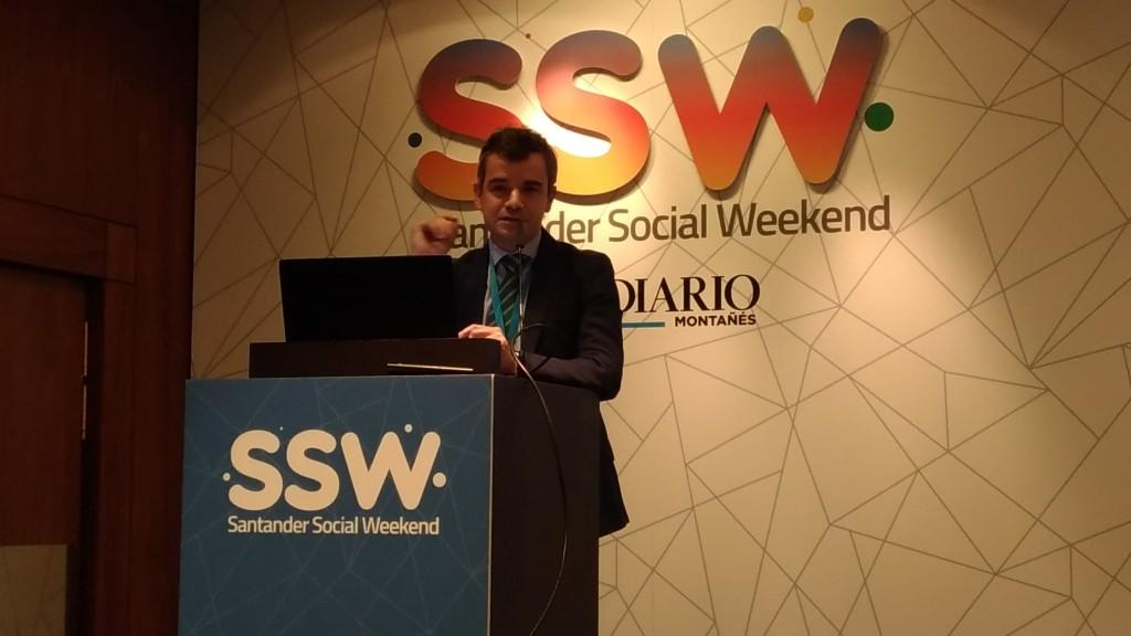Jorge Mayo, Director de Innovación de Cantabria