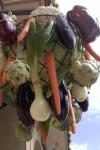 decoración verduras ayuntamiento calahorra