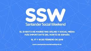 Santander Social Weekend 2018