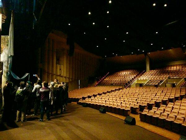 teatro pasion olesa